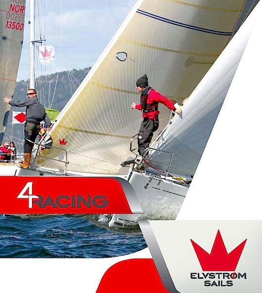 4 Racing by Elvstrøm Sails 2010