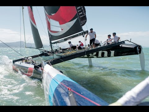 Extreme Sailing Series 2013 | highlights