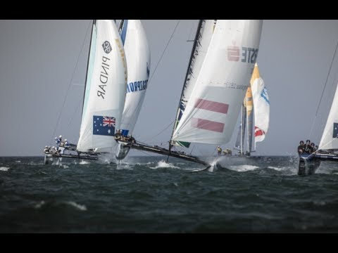 Extreme Sailing Series i Muscat | highlights