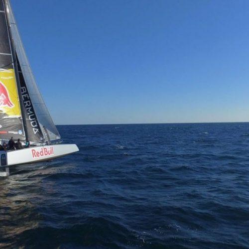 F4 | foiling to Bermuda