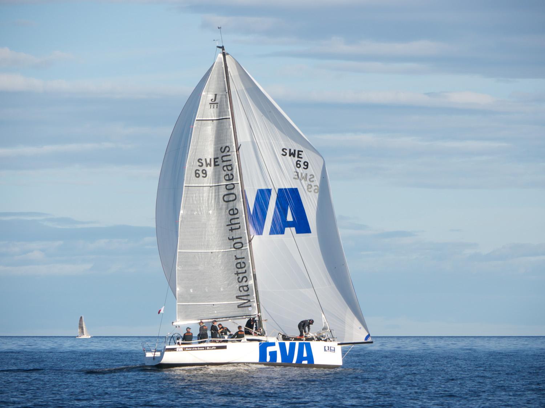 Blur wins R40 class at Færderseilasen