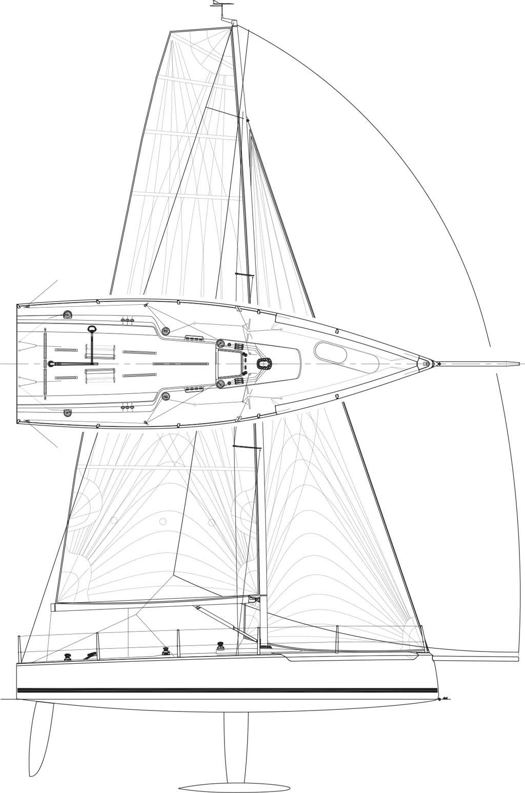 fareast31r-sailplan