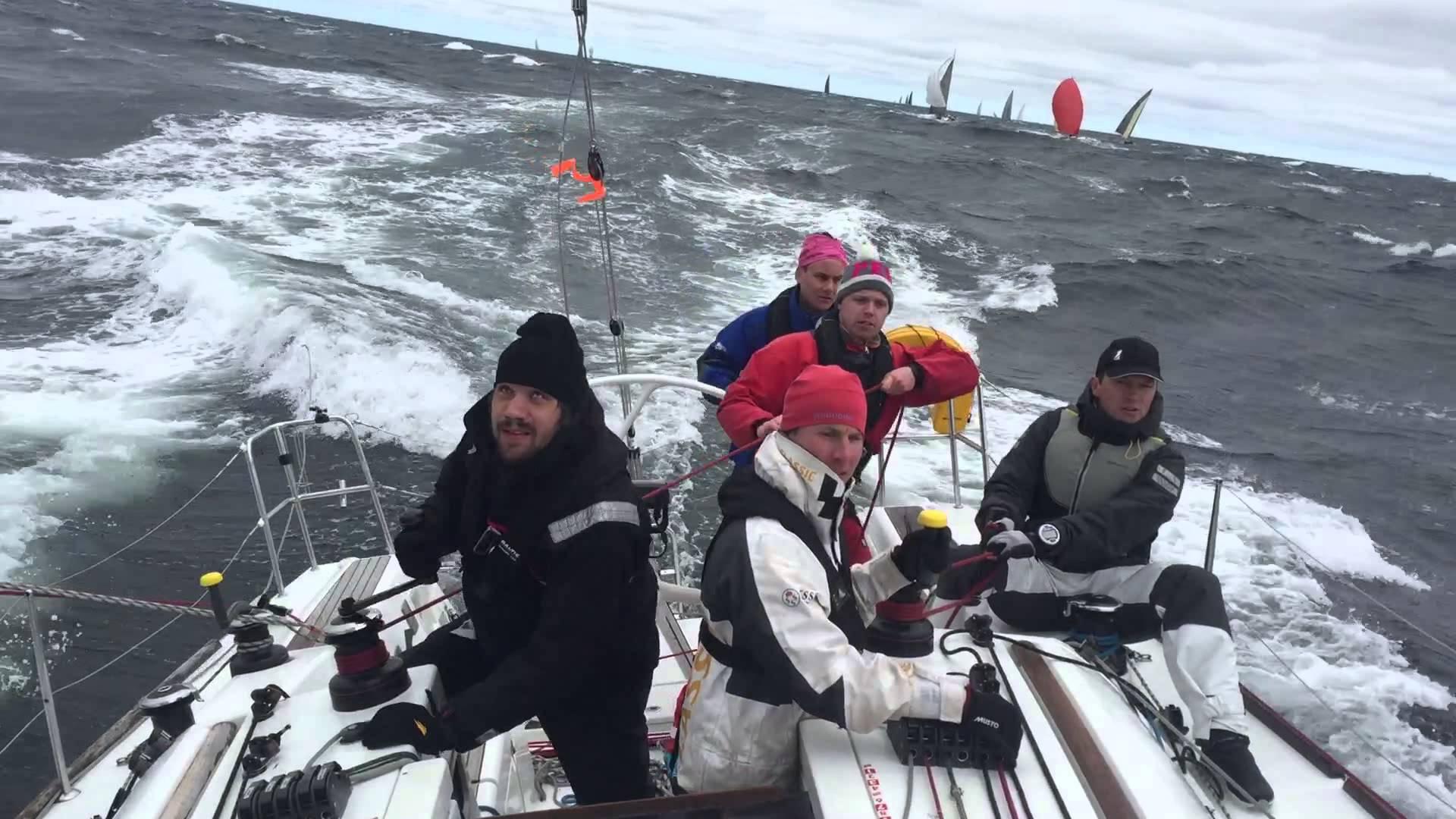 First 35 Rebellion @ Stora Oset race