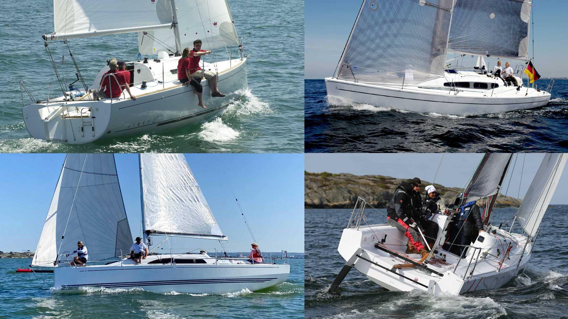 Sportig båt för familjen?