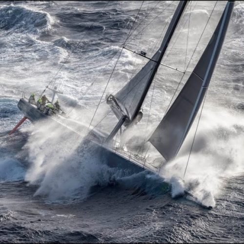 Förberedelser inför Middle Sea Race