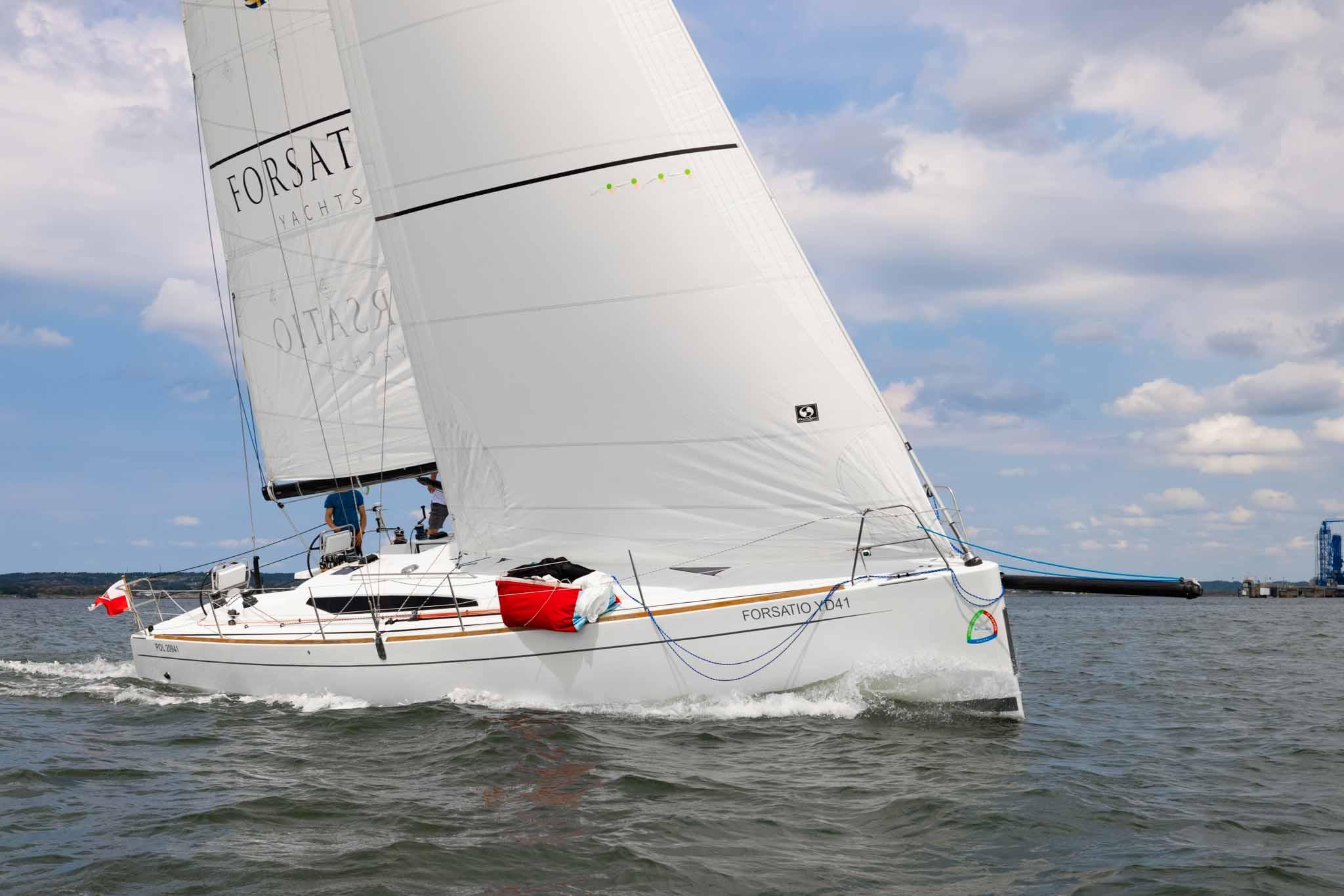 Forsatio Yachts YD-41