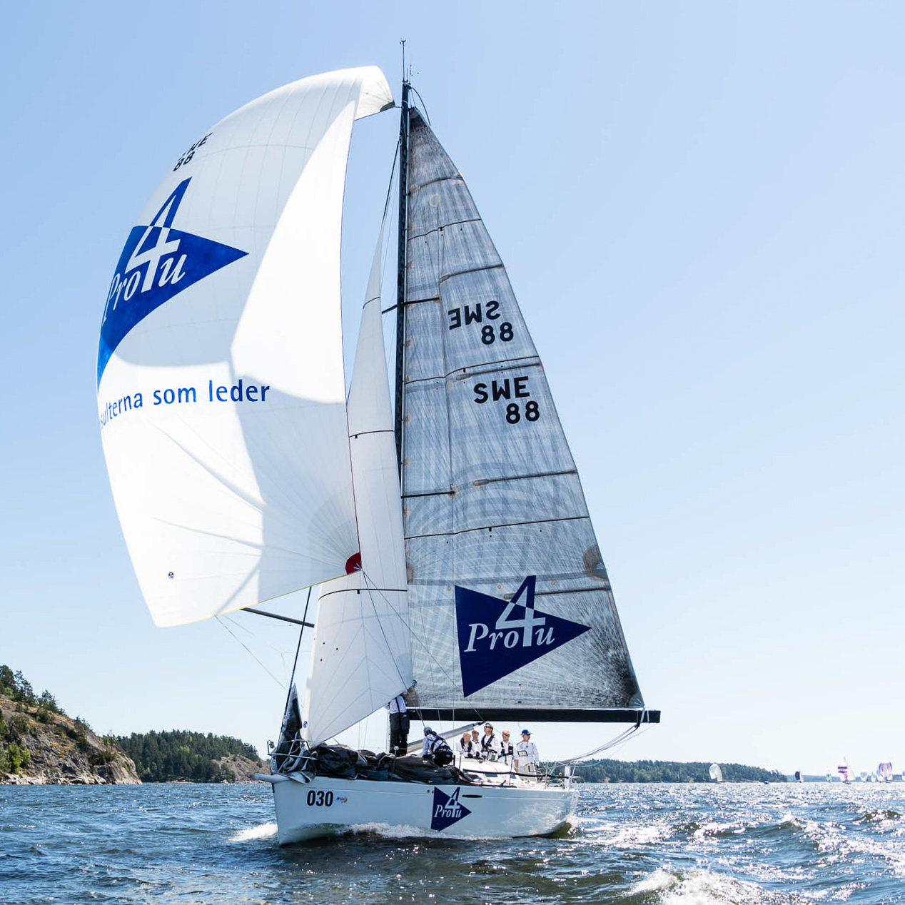 Patrik Forsgren om ÅF Offshore Race