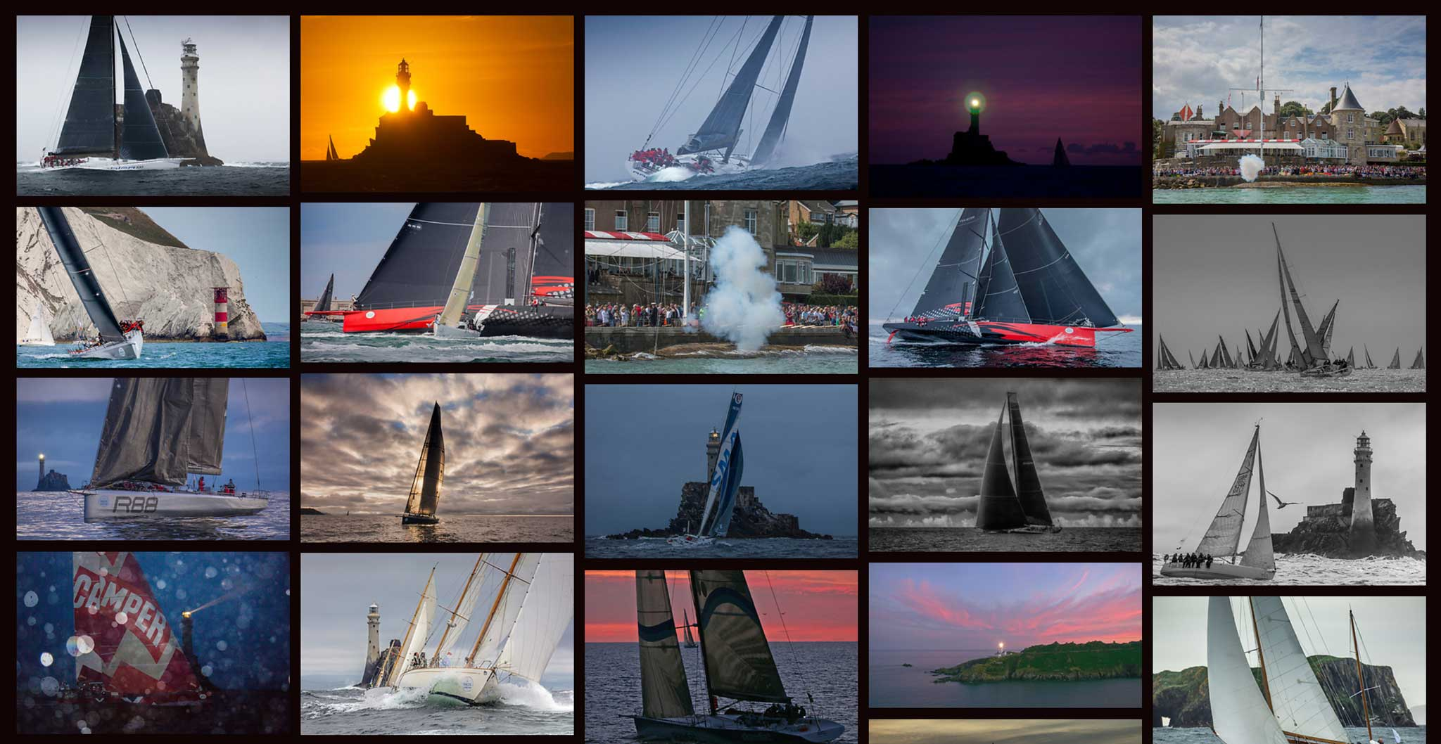 Daniel Forster – 48 Years of Yachting Photography