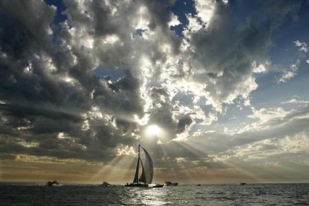 Nyfiken på… Andrea Francolini, seglingsfotograf
