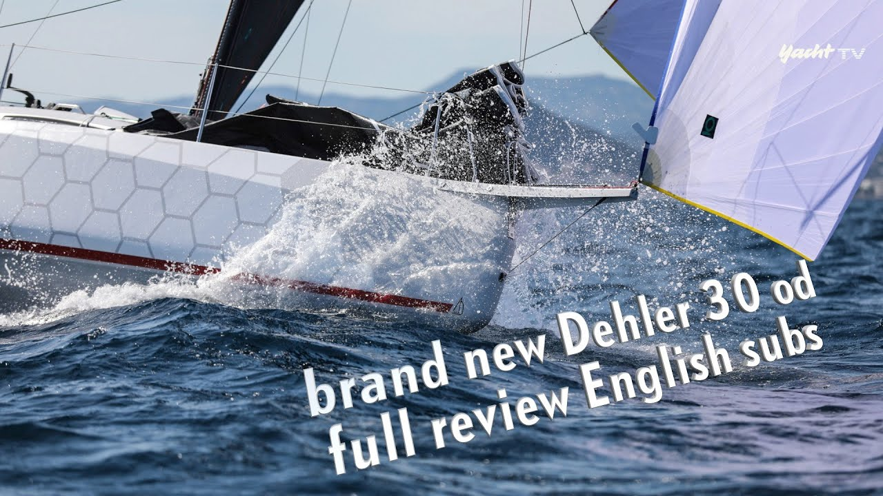 Full Test of the new Dehler 30 one design