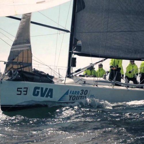 GVA Marstrand Big Boat Race   filmen