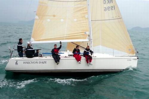 J/109 vinner i Hong Kong