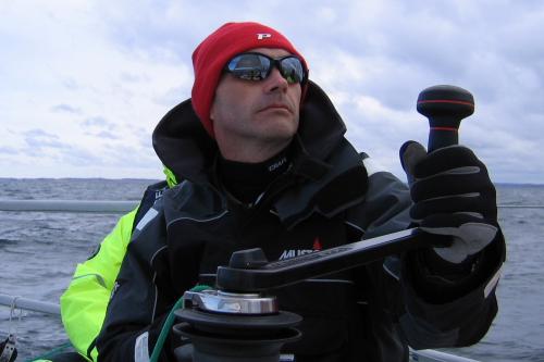 J/109 JJ Flash under Hovdan Skagen Race 2007