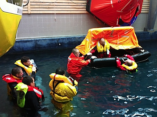 ISAF Offshore Personal Survival Refresher