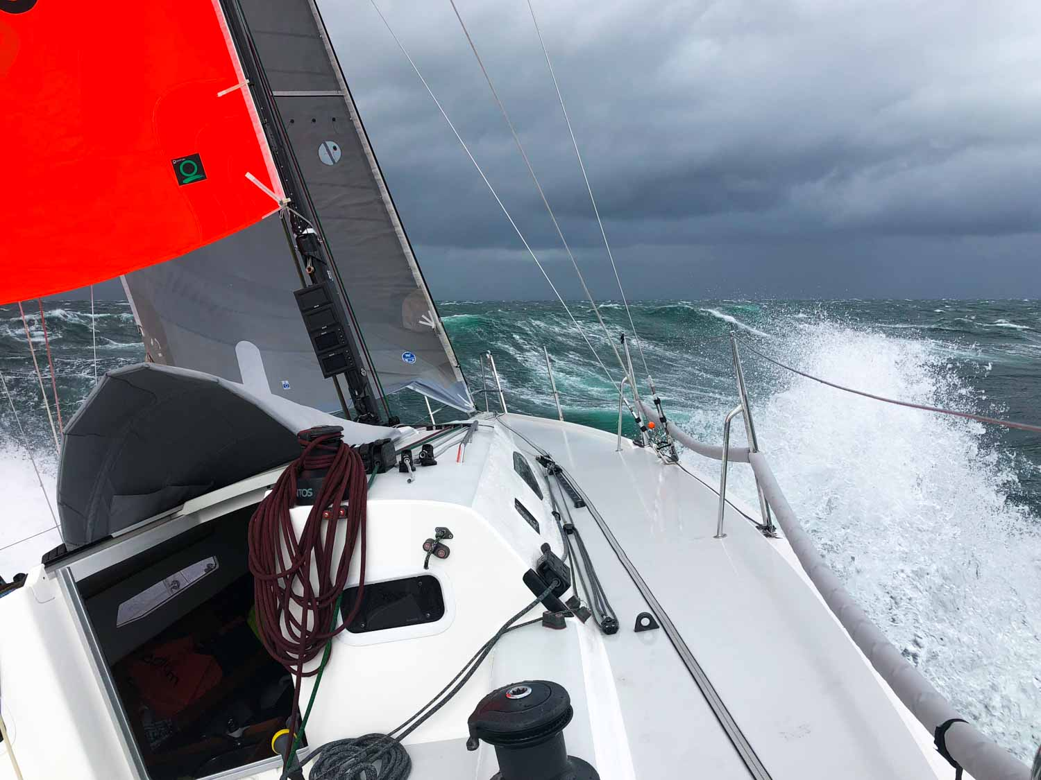 No Middle Sea Race in 2018 :-(