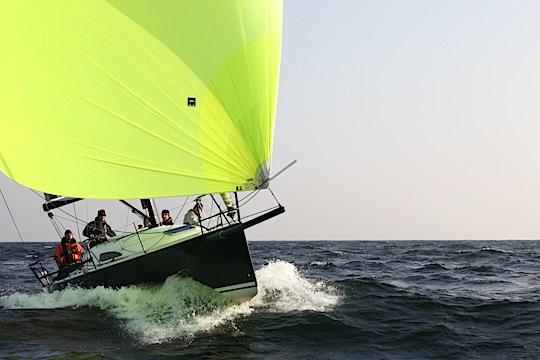 J/111 Piranha | test sail