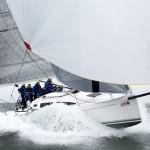Bra debut för J/112E i Spi Ouest