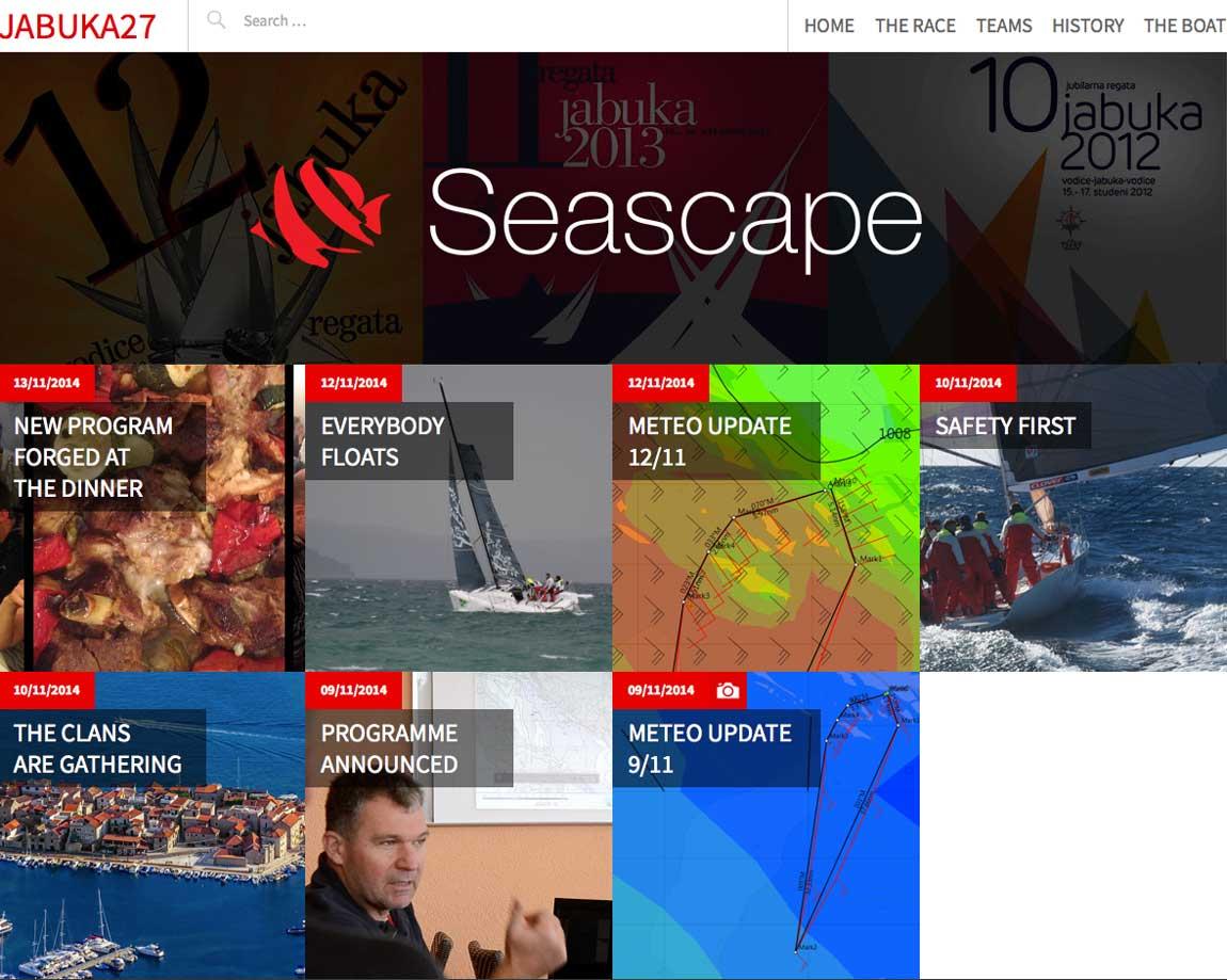Jabuka27 – kul höstrace för Seascape 27
