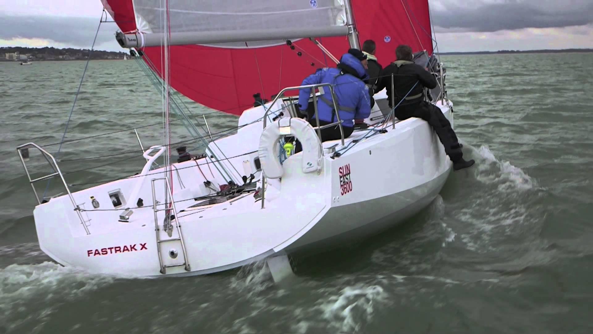 Jeanneau Sun Fast 3600 | Yachting World