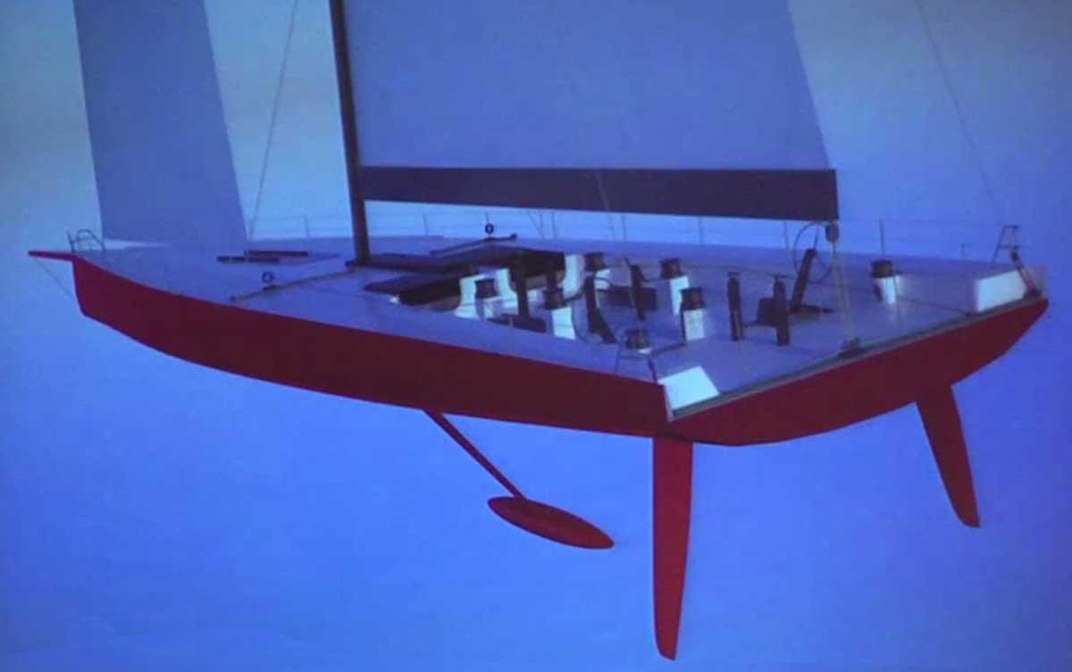 Jim Clark om alla sina båtar och senaste 100-fotaren