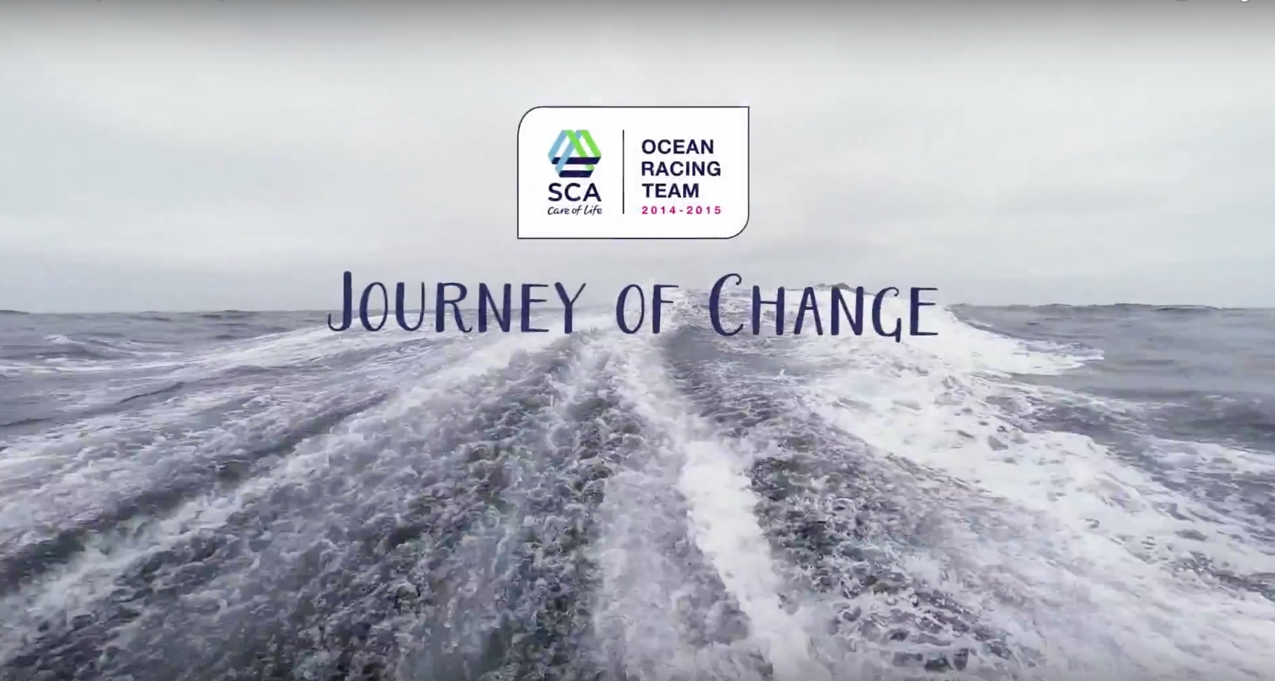 Journey of Change   Team SCA