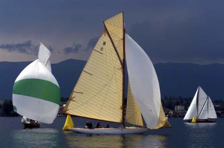 Nyfiken på… James Robinson Taylor, seglings-fotograf