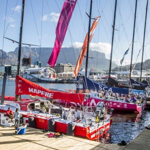 Kapstaden in-port | live