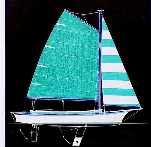 Kelt Cognac Yacht Design Stranded Dream
