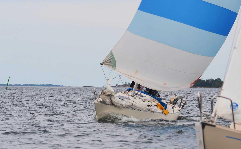 ÅF Offshore Race i en Birdie 24