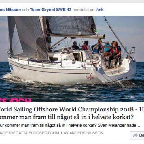 Gemensamt VM för ORCi & IRC 2018