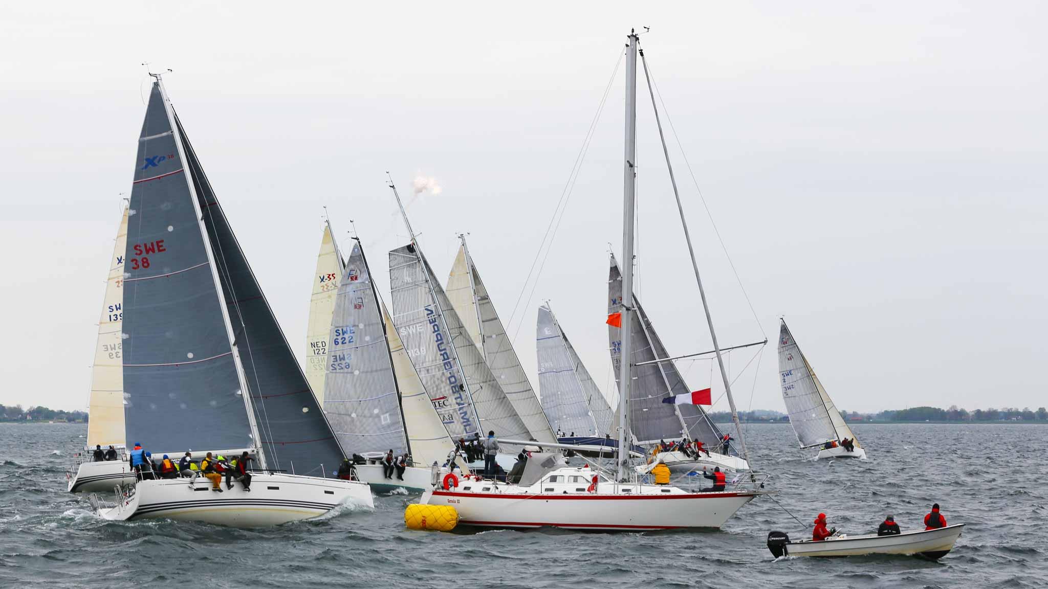 Trimn Cup i Lomma är ju startskottet för seglingen i Sundet 0d11fcb6cddf5
