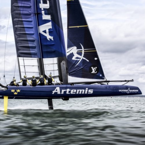 Artemis Racing AC45F