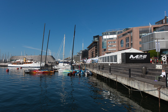 M32 Cup i Oslo | dag 3