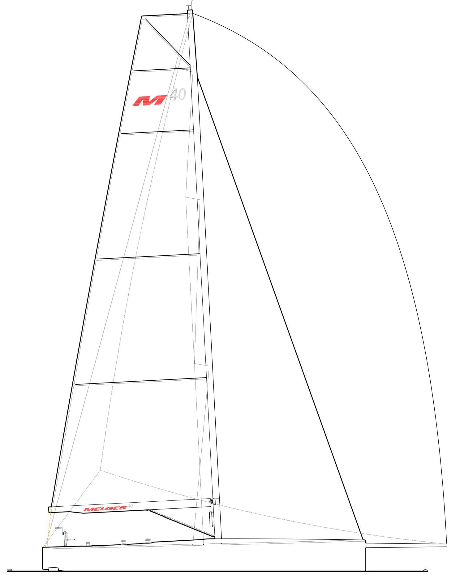 m40-sailplan