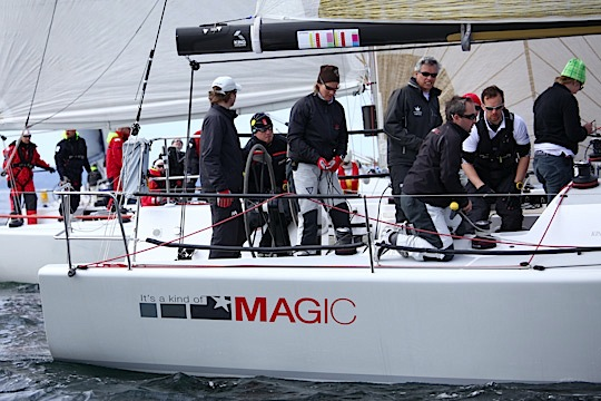 Team Magic satsar internationellt