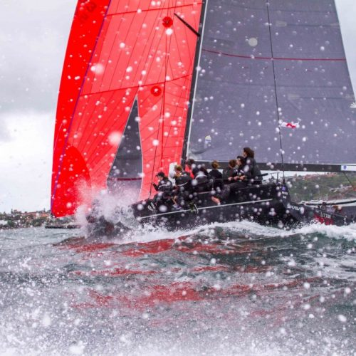 Manly Yacht Club Helly Hansen Women's Challenge 2016
