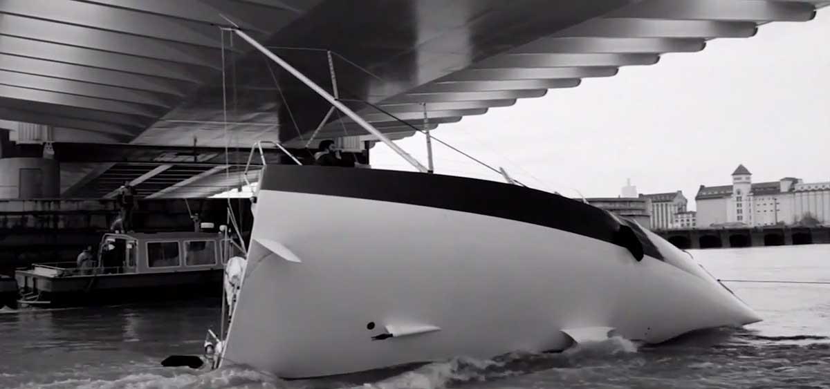 Om masten är för lång…
