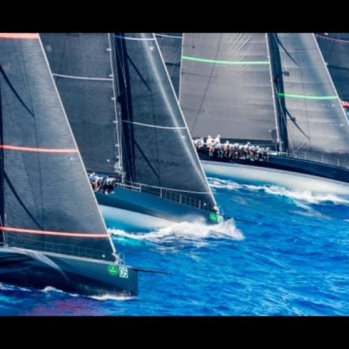 Maxi Yacht Rolex Cup 2016