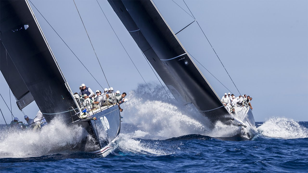 Maxi Yacht Rolex Cup