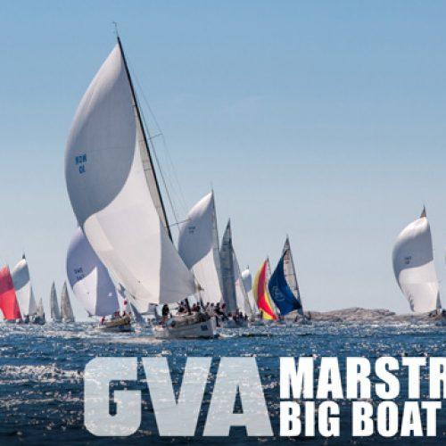 Marstrand Big Boat Race 2014 Poster