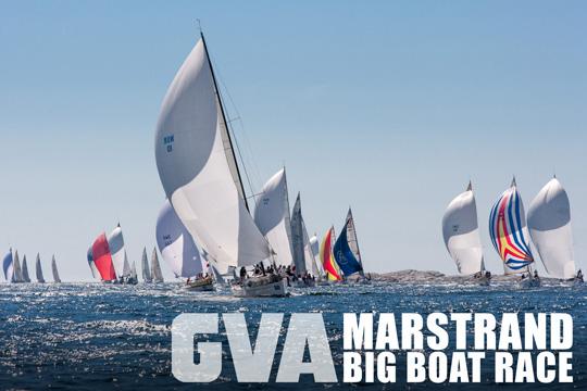 GVA Marstrand Big Boat | boka i kalendern