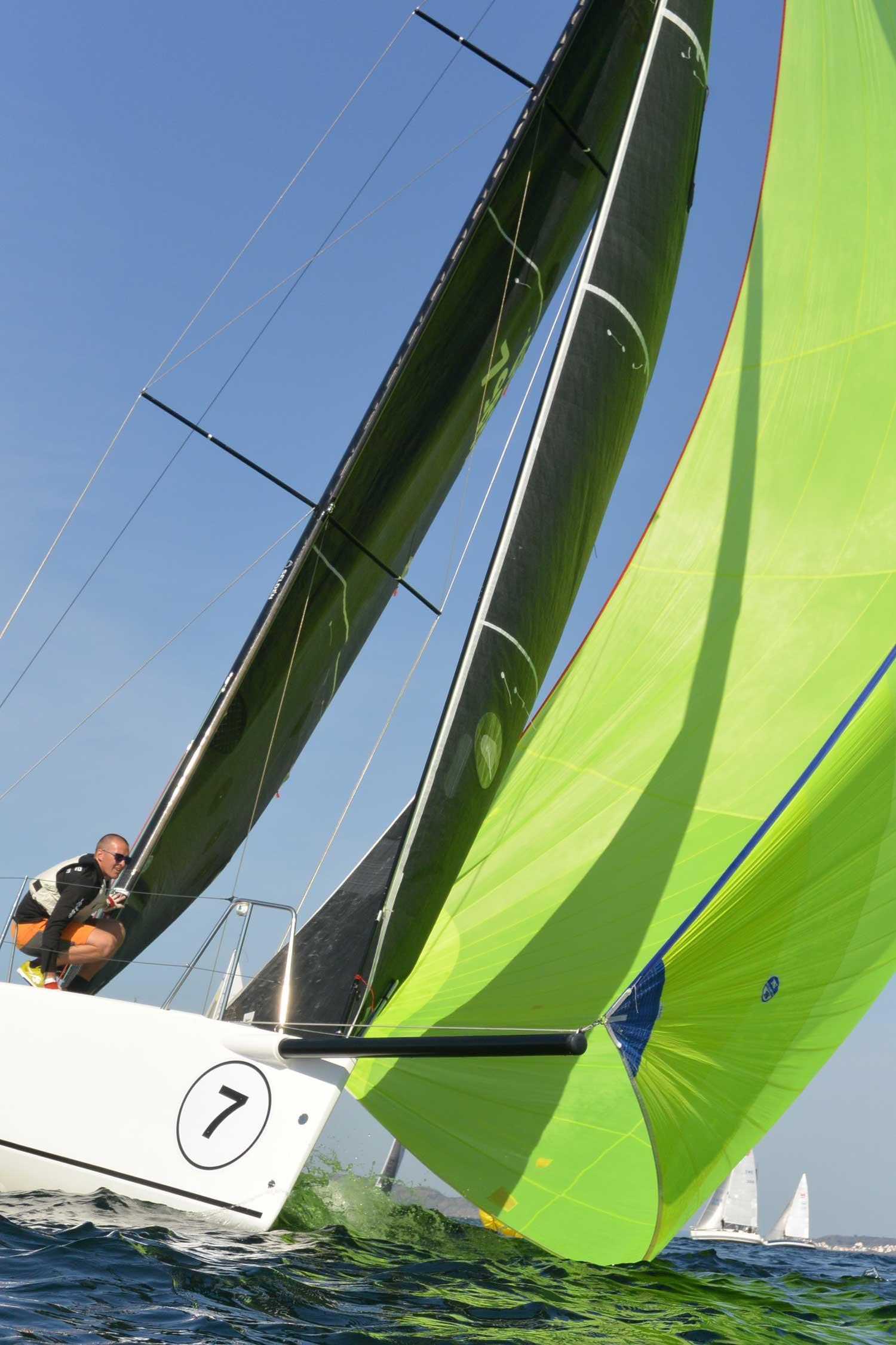 Marstrand Big Boat | resultat