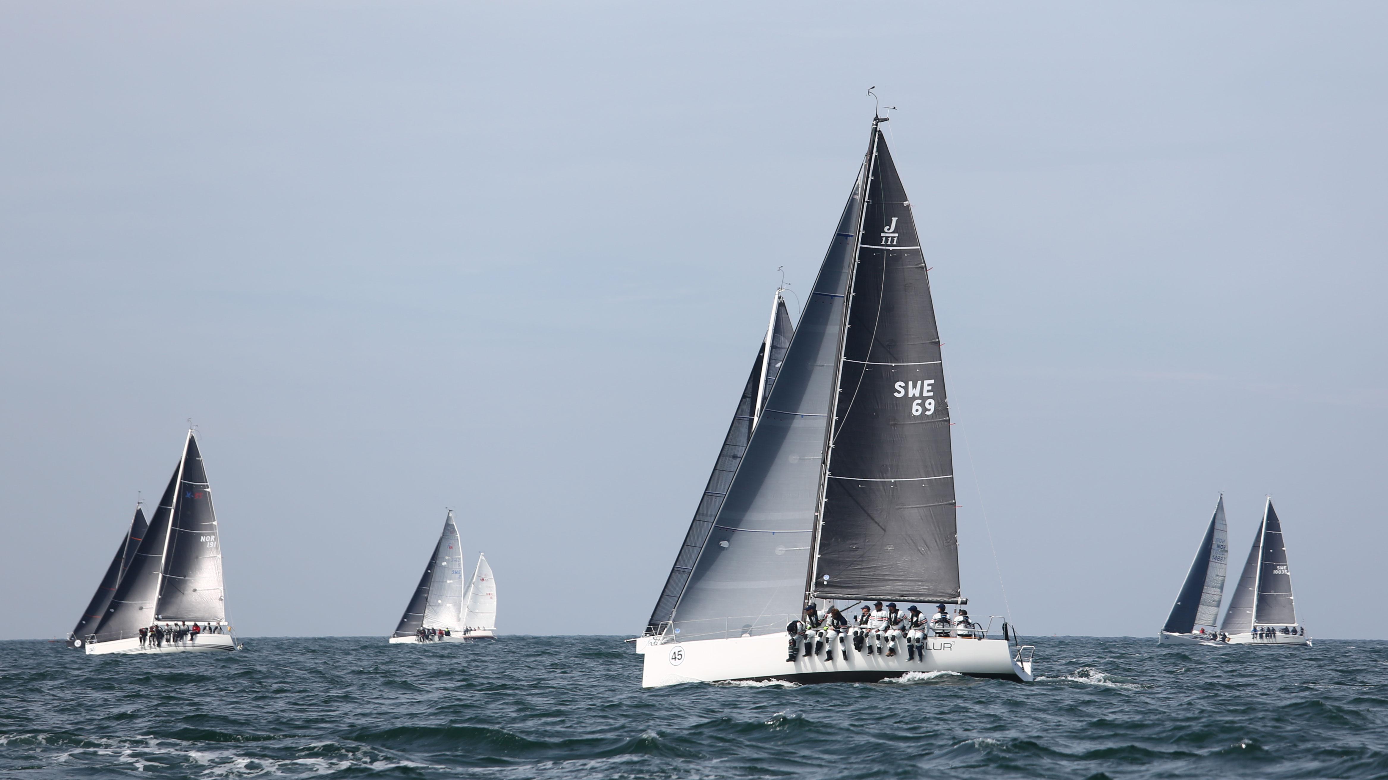 Marstrand Big Boat Race 2019