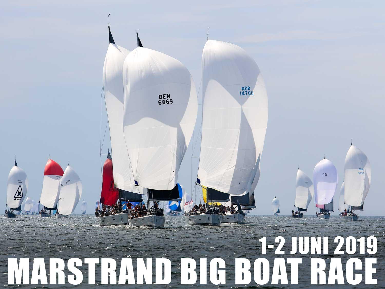 Marstrand Big Boat Race 2019 + sports boat class