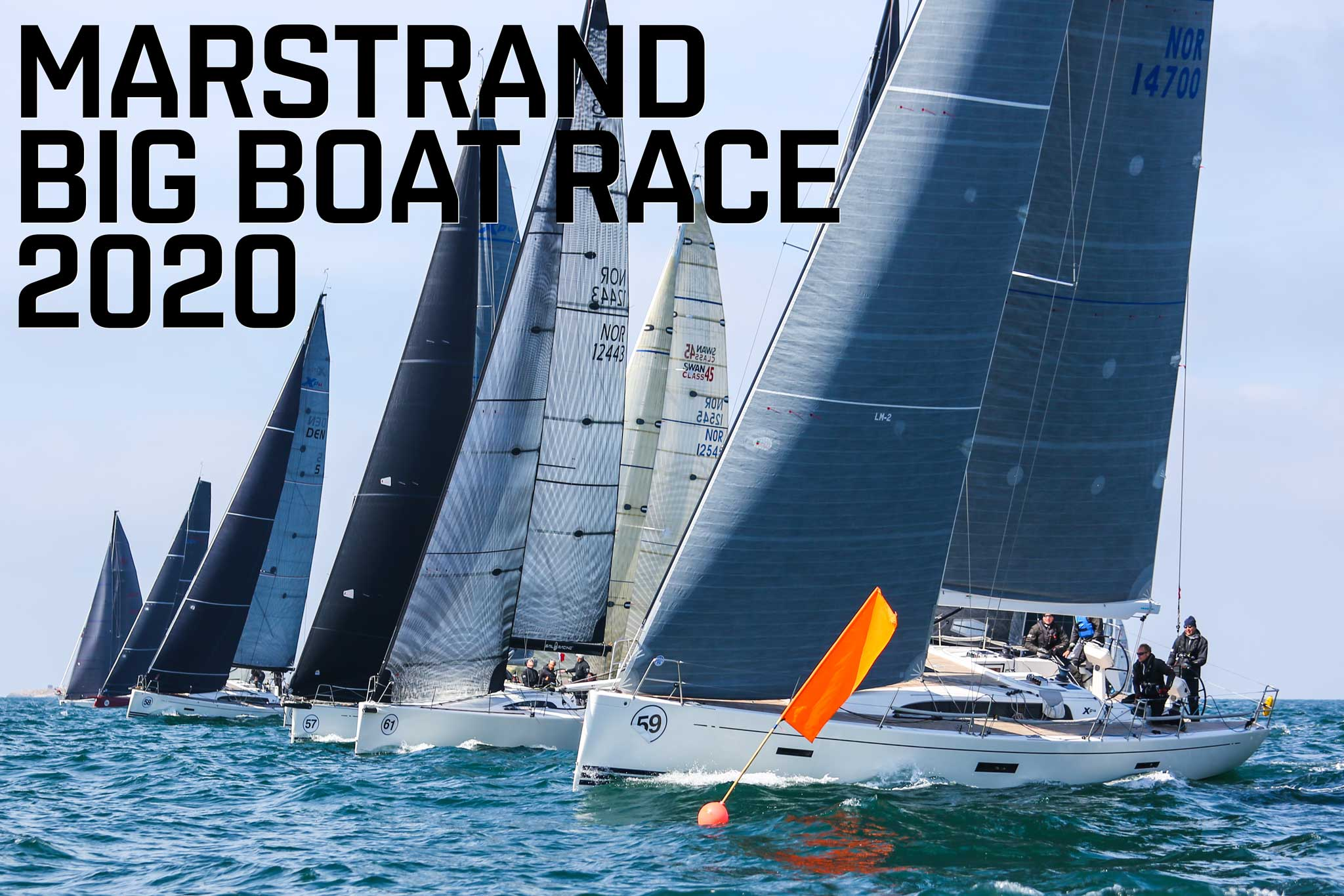 Marstrand Big Boat Race 2020 | registration is open