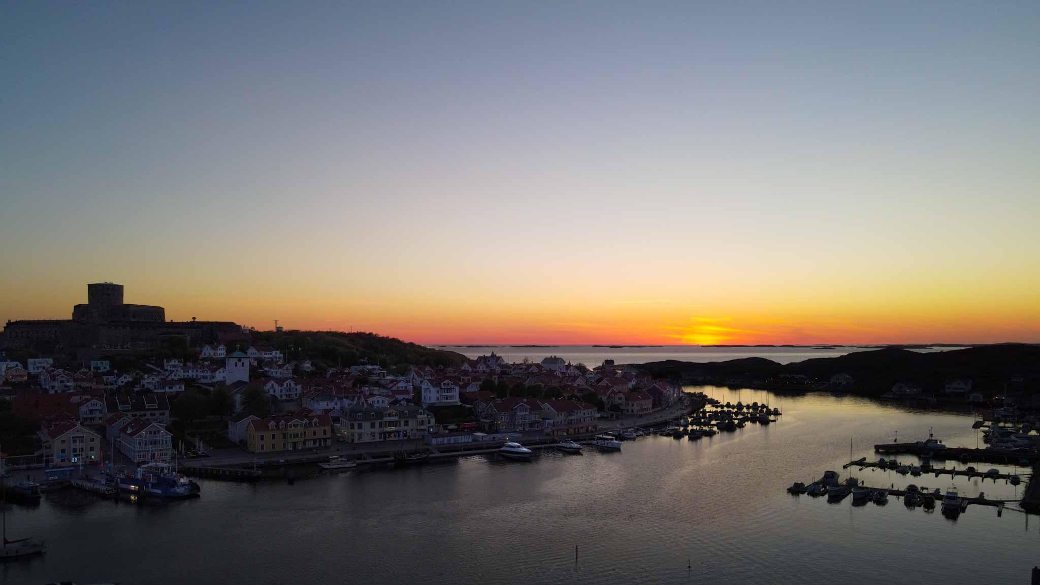 Marstrand storbåtsträning 2020