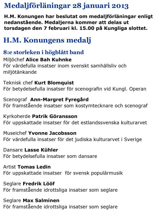 medaljtillseglare