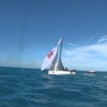 "Melges 32 Heavy Air ""Skiff"" Jibe"
