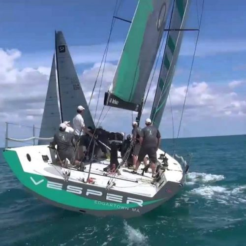 Miami 52 Super Series 2014
