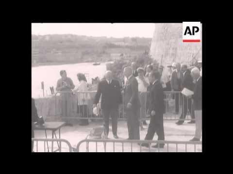 Middle Sea Race 1970